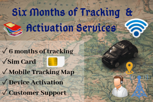GPS Tracking Subscription