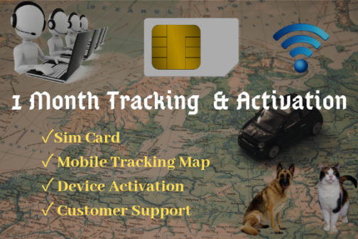 GPS Tracker Activation