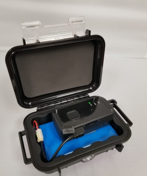GPS Tracker With Battery