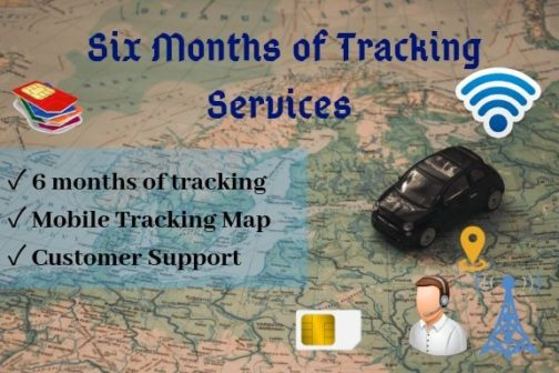 Half yearly tracking service